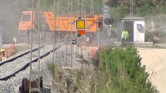 La Generalitat acusa Adif de no fer el manteniment necessari de la infraestructura ferroviària