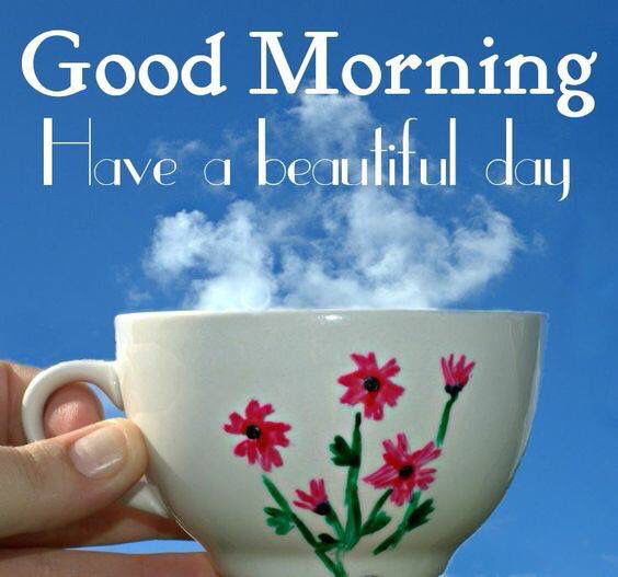 Good Morning Have A Beautiful Day Coffee Quote Pictures Photos And