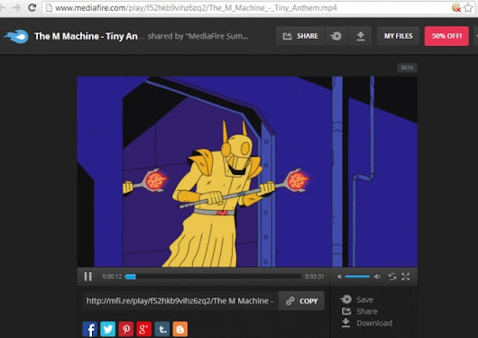 MediaFire update introduces music and video streaming - gHacks Technology News | Latest Tech News, Software And Tutorials