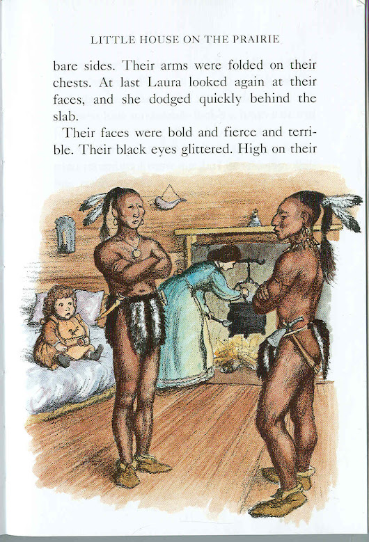 Representation of American Indians, Racism? (Chapter 4)