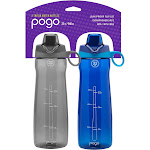 Pogo 32oz Chug 2-Packs, BPA Free Tritan Water Bottles