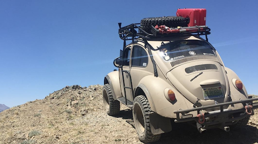 This One of a Kind VW Bug Was Built for the Dirt - Adventure Journal