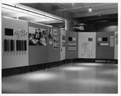 The Art of Animation exhibit photo