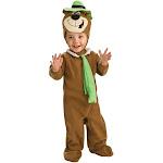 Yogi Bear EZ-On Romper Costume 0-6 Months