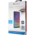 ZAGG Invisible Shield Glass+ VisionGuard for Google Pixel 3 XL - Clear