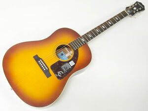 EPIPHONE ( エピフォン ) Inspired by 1964 Texan(VC)【by ギブソン テキサン】【決算特価! 】