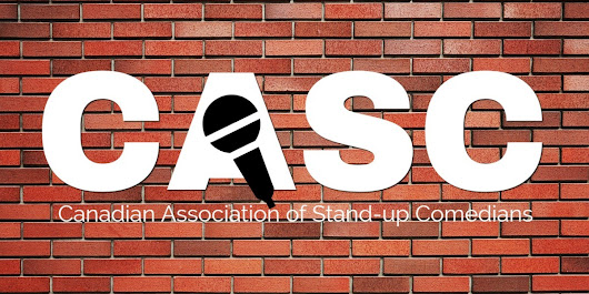 Like & Join - CASC - Canadian Association of Stand-up Comedians