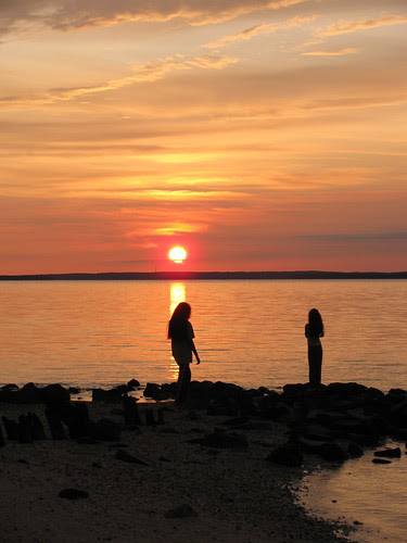 sunrise together