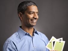 K.R. Sridhar holds the fuel cell technology that is equivalent to 25 watts of power