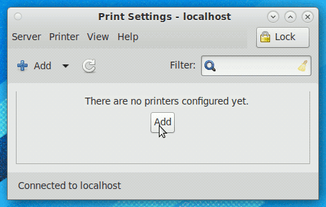 brother printer linux