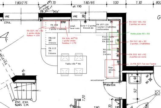 Destockage noz industrie alimentaire france paris machine plan de travail cuisine largeur 100 cm - Destockage plan de travail cuisine ...