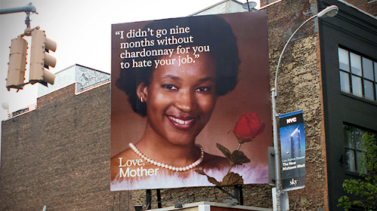 Moms From This N.Y. Agency Offer Hilarious Advice to Their Kids in New Outdoor Campaign