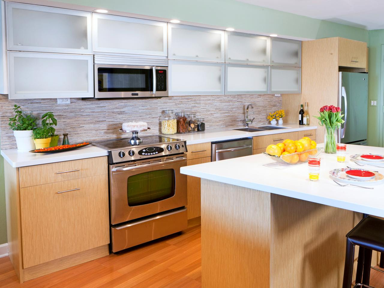 Painting Kitchen Cabinets: Pictures, Options, Tips  Ideas  Kitchen Designs  Choose Kitchen