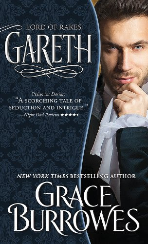 Gareth: Lord of Rakes (The Lonely Lords) by Grace Burrowes