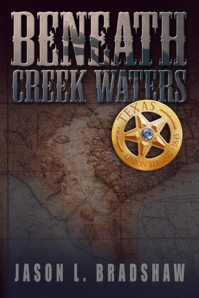 02_Beneath Creek Water_Cover