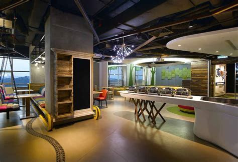 Google Malaysia Office Sentral KL