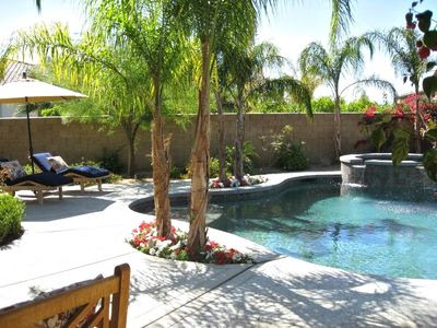 Private Homes Vacation Rental - VRBO 210590 - 4 BR La Quinta House ...
