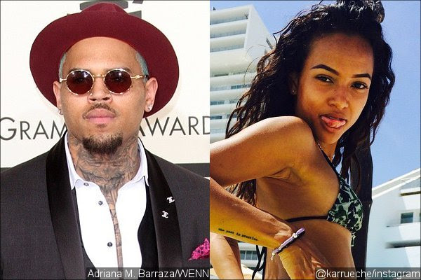 Chris Brown Comments on Karrueche's Booty Selfie: 'Don't Let the Thot Form From Anger'