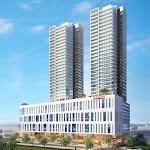 2 מגדלי מגורים מתוכננים להיבנות במתחם קסטרו בבת ים, עם מעל 30 קומות מגורים ושטחי מסחר - BE106