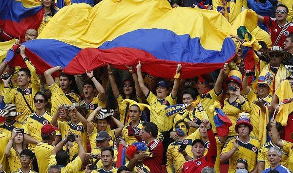 Resultado de imagen para colombianos