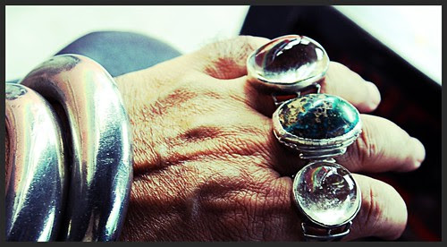 The Rings On My Hand by firoze shakir photographerno1