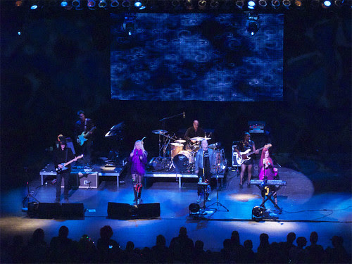 The B-52's at the Classic Center 7
