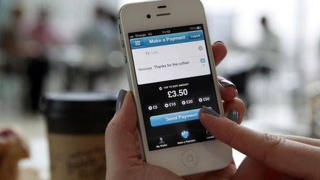 Digital banking 'reaches £1bn a day'