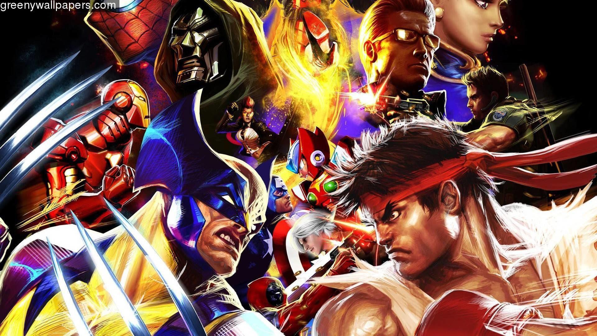 Capcom Wallpaper 67 Images
