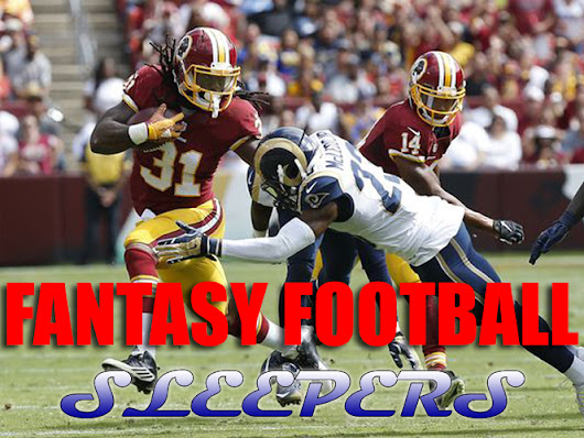 Top 5 Fantasy Football Sleepers for 2016 - FF Nation