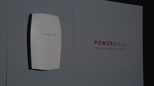 Tesla Energy is Elon Musk's battery system that can power homes, businesses, and the world