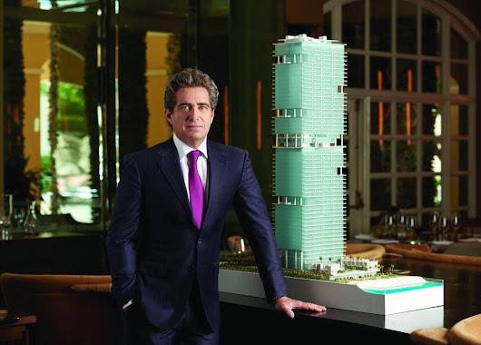 Jeff Soffer Takes Fontainebleau to the Skies and Turnberry on the Road