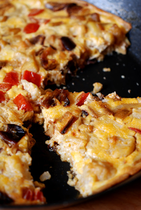 vegetable frittata© by Haalo