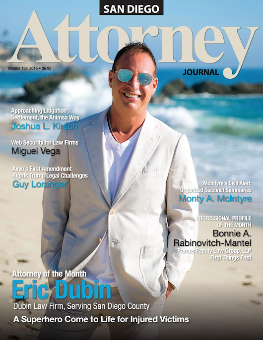 Attorney Journal, San Diego, Volume 159