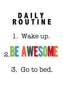 Daily Schedule Quotes | Daily Planner