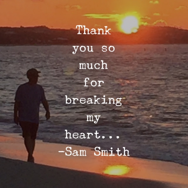 Thank You For Breaking My Heart Sam Smiths Lesson In Love On