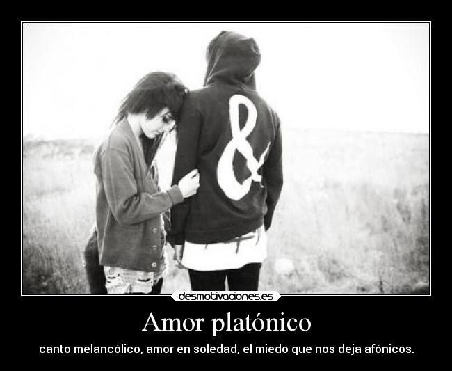 Amor Platonico Desmotivaciones