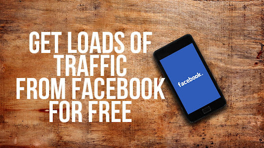 EPP 153: How You Can Get Loads Of Free Traffic From Facebook - Extra Paycheck Blog
