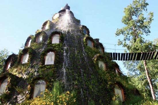 """Απίθανο ξενοδοχείο """"Magic Mountain"""" στη Χιλή (11)"""