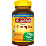 Nature Made Super B-Complex Tablets - 140ct