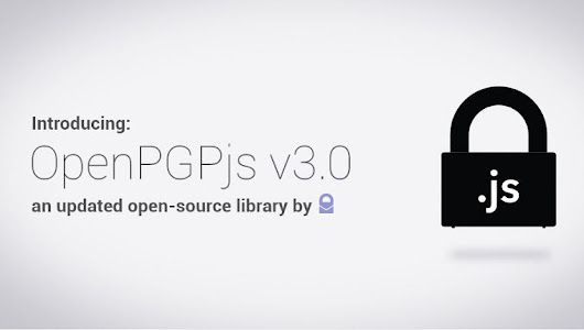 ProtonMail's open source encryption library, OpenPGPjs, passes independent audit - Neowin