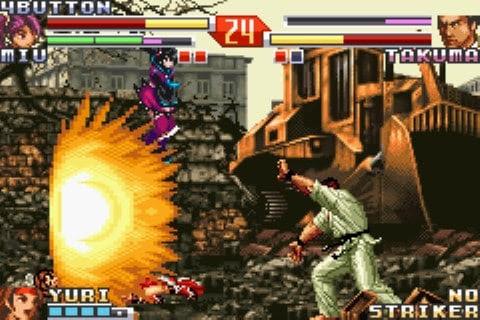 สูตร King Of Fighters Ex2 The Howling Blood Code Breaker