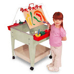 Manta Ray S13624 Toddler Sand and Water Activity Center