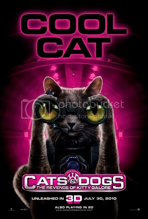Cats & Dogs: The Revenge of Kitty Galore  Cães e Gatos: A Vingança de Kitty Galore