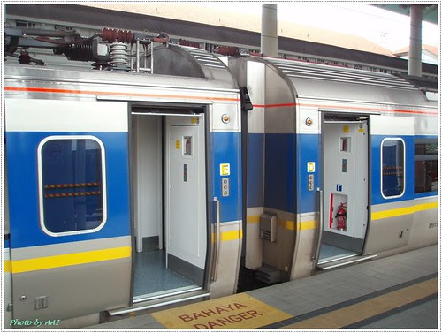 welcoming ETS carriage