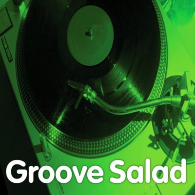 SomaFM: Groove Salad: A nicely chilled plate of ambient/downtempo beats and grooves. Commercial-free, Listener-supported Radio