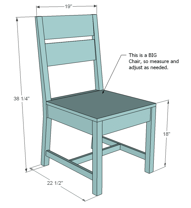 Ana White Clic Chairs Made Simple Diy Projects