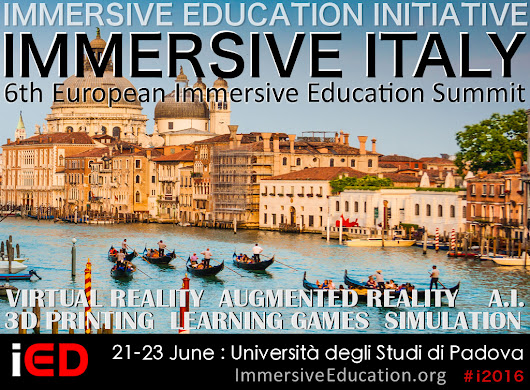 Immersive Teaching and Immersive Learning | Immersive Education Initiative