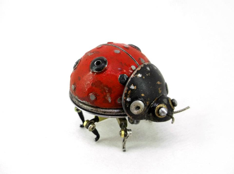 Exceptional Steampunk Sculptures by Igor Verniy