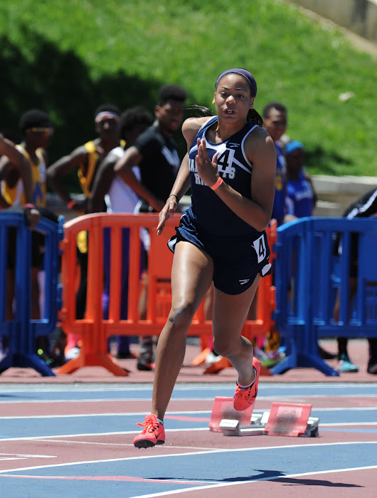 Marriotts Ridge's Meekins headlines Howard County champions at outdoor track state meet