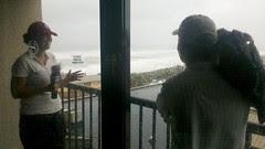 Balcony Duo
